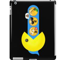 Hungry hungry Pacman iPad Case/Skin