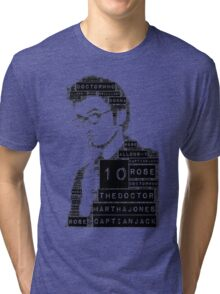 10th doctor Tri-blend T-Shirt
