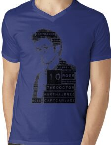 10th doctor Mens V-Neck T-Shirt