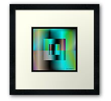Business Framed Print
