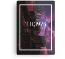 The 1975 The City Metal Print