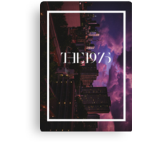 The 1975 The City Canvas Print