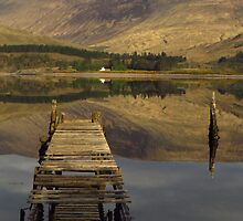 Loch Linnhe, Fort William by wiggyofipswich