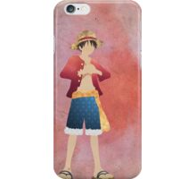Luffy - One Piece iPhone Case/Skin