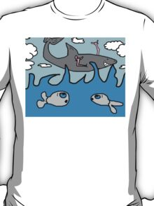 Arm Shark T-Shirt