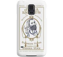 Indica Roots Reggae Rock Band Samsung Galaxy Case/Skin