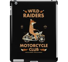 Wild Raiders iPad Case/Skin