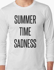 Summertime Sadness. Long Sleeve T-Shirt