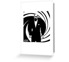 Cesaro - design Greeting Card