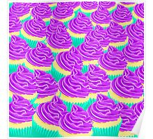Cupcakes power Poster