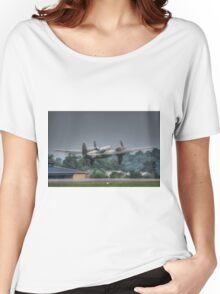 Bristol Blenheim Take Off Women's Relaxed Fit T-Shirt