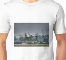 Bristol Blenheim Take Off Unisex T-Shirt