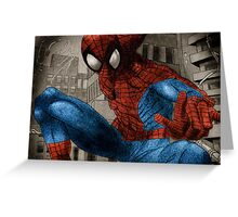 Amazing Spider-Man Greeting Card