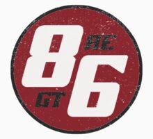 86 - AE or GT?   (dark print) T-Shirt