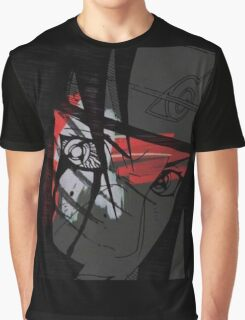 Uchiha Itachi Graphic T-Shirt