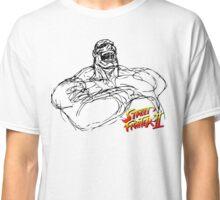 Streetfighter - Sagat Classic T-Shirt