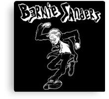 Bernie Sanders Dance Canvas Print