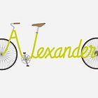 Alexander Bike by nunanora