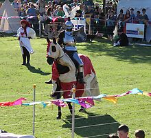 The Champion Knight at Medieval Fayre by JimmyChi
