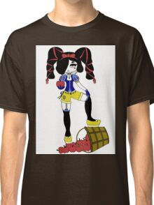 Snow Bad by Lolita Tequila Classic T-Shirt