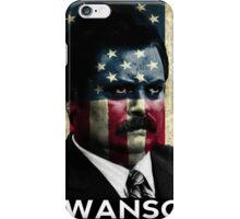 America Swanson - 4th of July iPhone Case/Skin