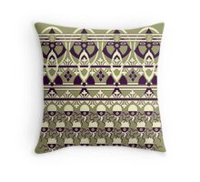 I'm connected  Throw Pillow