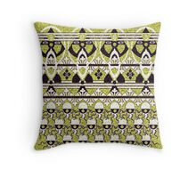 I'm connected 3 Throw Pillow