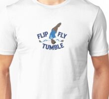 Flip Fly Tumble Unisex T-Shirt