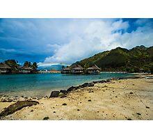 Tahiti Photographic Print