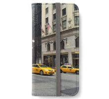 New York City, New York Photograph iPhone Wallet/Case/Skin