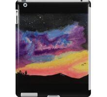 Western Galaxy iPad Case/Skin