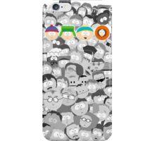 SP Heads Design iPhone Case/Skin