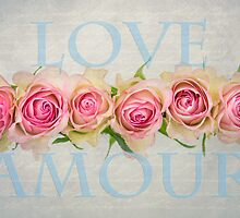 Love Amour by audah