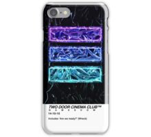 TDCC GAMESHOW (Pantone aesthetic) - ONLY TOUGH/SNAP CASES iPhone Case/Skin