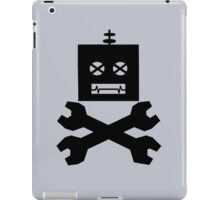 Robot-Pirates!  iPad Case/Skin