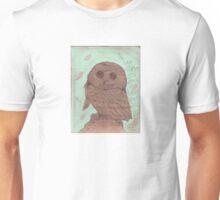 Wise Old Owl Unisex T-Shirt