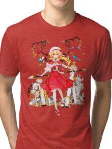 Touhou - Flandre Scarlet Tri-blend T-Shirt