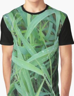 Grass  Graphic T-Shirt