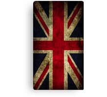 UK Flag - Classic Canvas Print