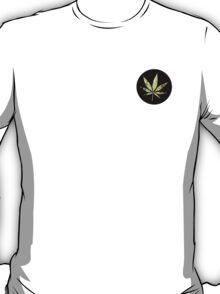 Weed Circle T-Shirt