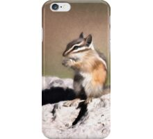 Just A Little Nibble iPhone Case/Skin