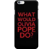 olivia iphone iPhone Case/Skin