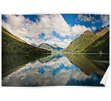 Lake Gunn Reflections Poster