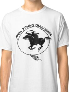 Neil Young Crazy Horse Classic T-Shirt