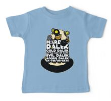 Hard Dalek Cold Dalek New Design Baby Tee