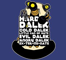 Hard Dalek Cold Dalek New Design T-Shirt