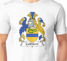 Cuthbert Coat of Arms / Cuthbert Family Crest Unisex T-Shirt