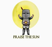 Praise the Sun Solaire Chibi Unisex T-Shirt