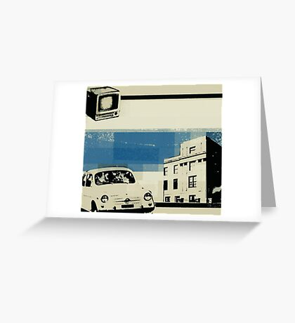 coming home' Greeting Card