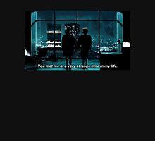 Fight Club / last frame (text) Unisex T-Shirt